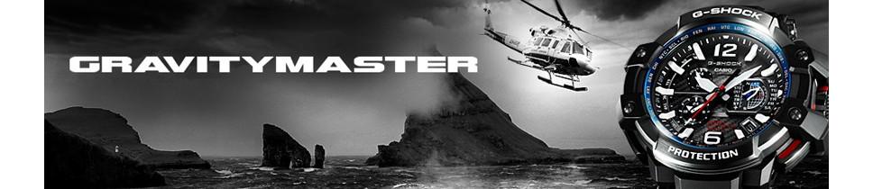 Montre Casio G-Shock Gravitymaster
