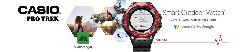 Montre Casio Smart Outdoor Watch