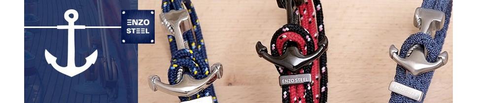 Bracelet Enzo Steel