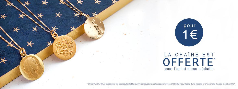 Espace Médaille : la chaîne pour 1€ de plus !
