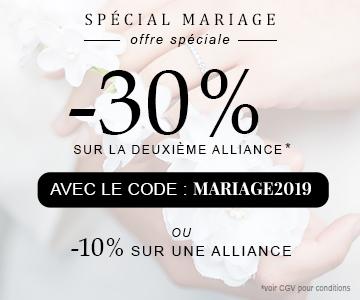 -30% sur la deuxième alliance
